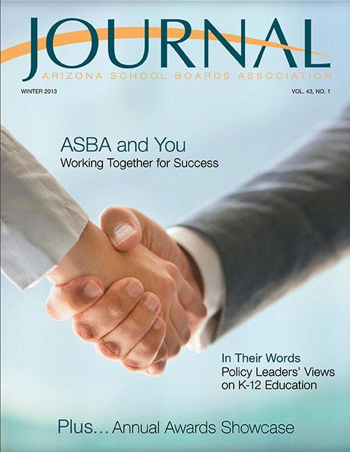 ASBA Journal Winter 2013