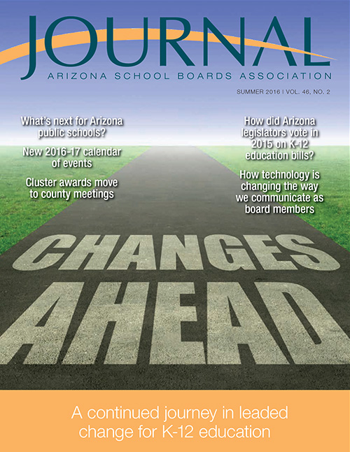 ASBA Journal Summer 2016