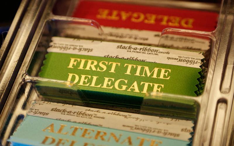 delegate assembly
